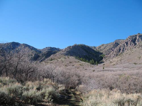 North Pine Canyon