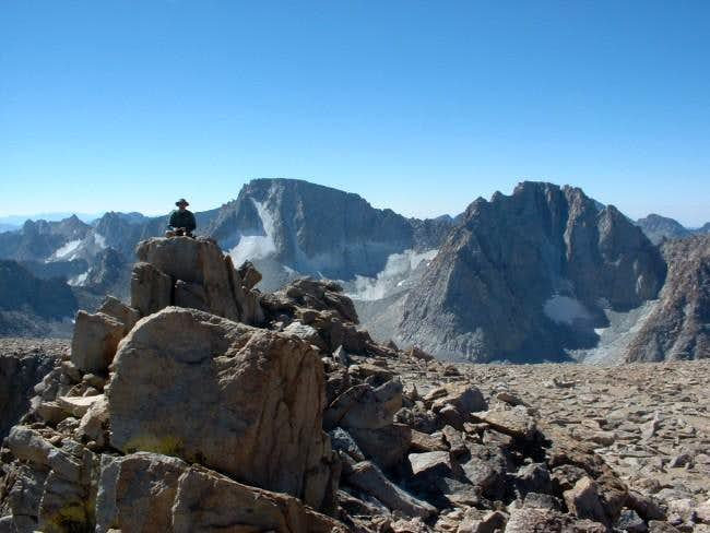 View From Summit Of Mount...