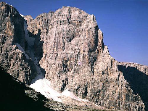 Crozzon di Brenta - 900m of...