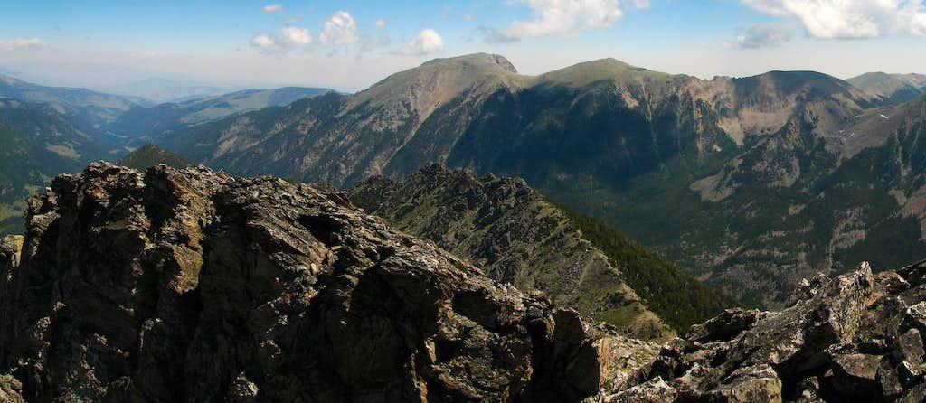 Hollowtop Mountain