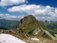 Krš Bogićevica (2,374 m)