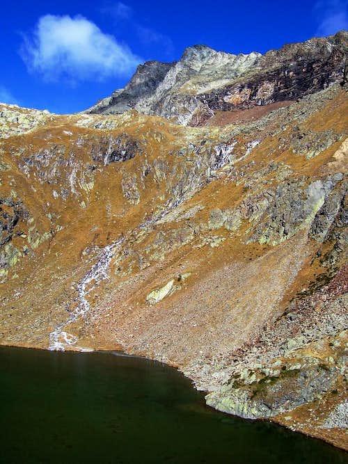 Corno Bianco e Lago Bianco