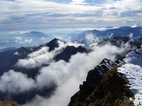 view from the summit of Peak Laurasca 02