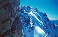 View from the Sapovnelo Keyhole (4050 m)