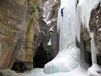 Maligne Canyon - Jasper, Alberta