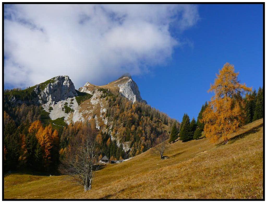 Autumn in Carnia