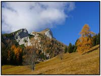 Autumn in Carnia