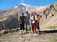 DAMAVAND NE route team