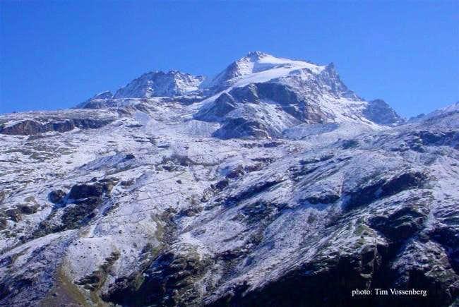 Gran Paradiso taken from...