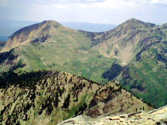 Shingle Mill Peak