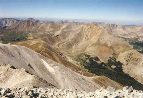 north carbonate, 13,872', to...