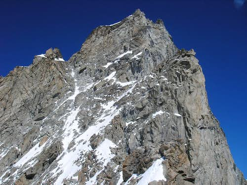 Ridge of Zinalrothorn 4221m