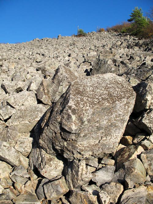 Talus Slopes to Blackrock