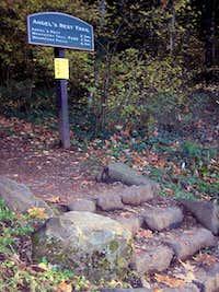 Angel's Rest Trailhead
