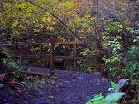 Bridge over Coopey Creek