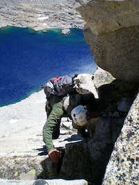Mt Goethe NE ridge