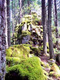 Basalt Pile = Ruckel Ridge