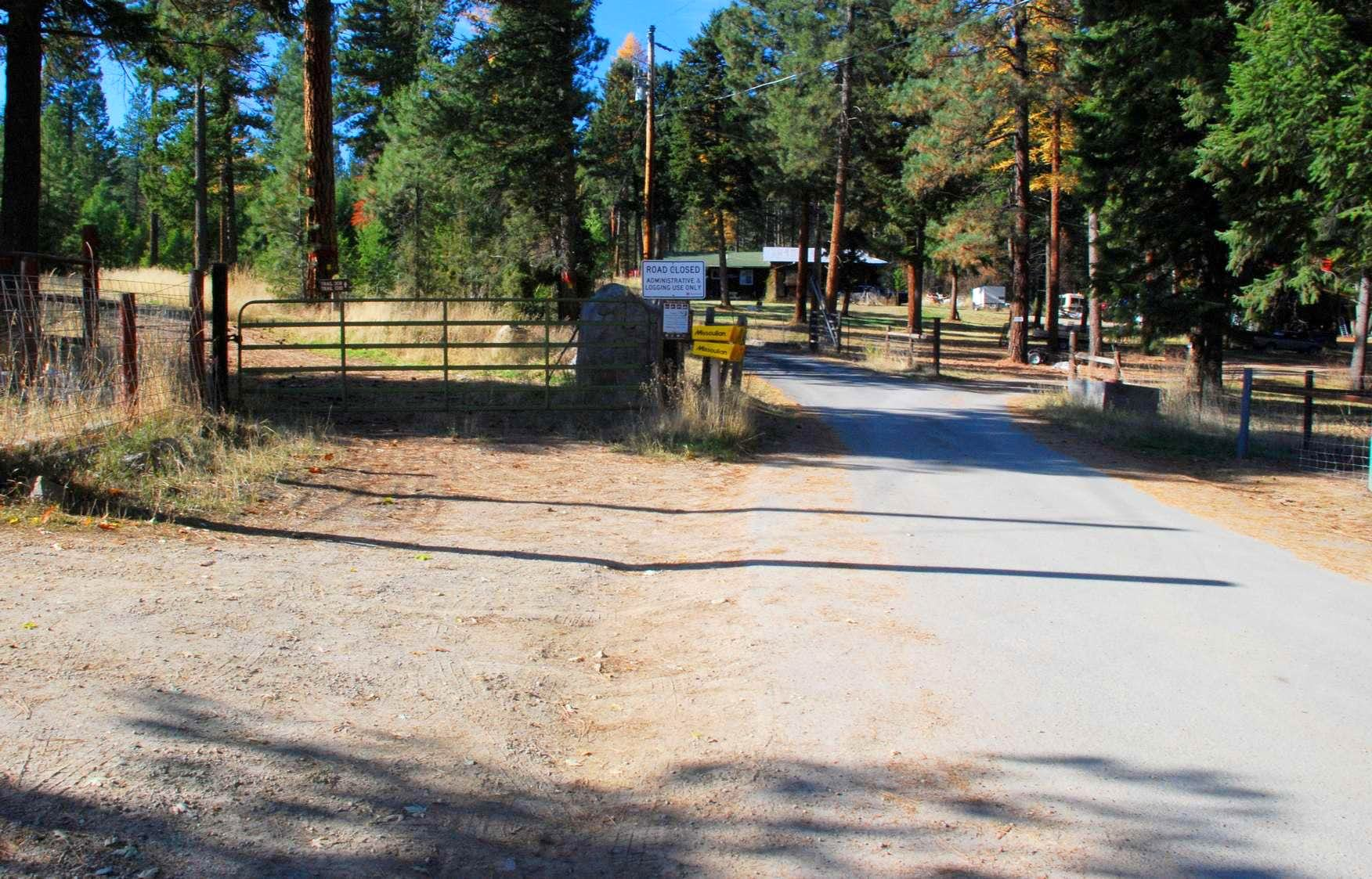 Mill Creek Trailhead (Lolo)