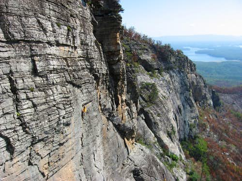 Shortoff Mountain, Linville Gorge, NC