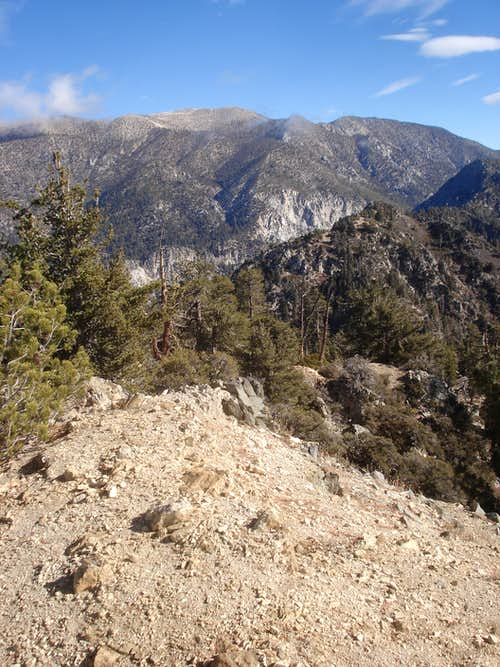 Yucaipa Ridge Traverse