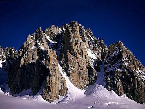 Mont Blanc du Tacul subgroup
