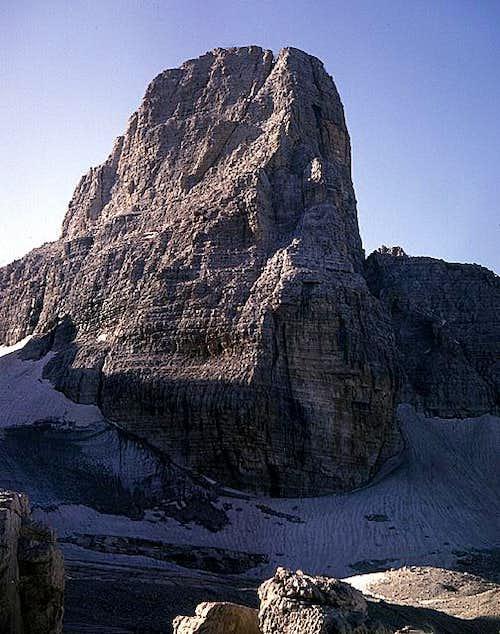 Torre di Brenta (3014m)