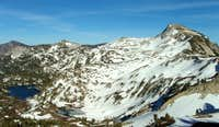 Eagle Cap from Carper Pass