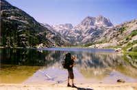 me and barney lake