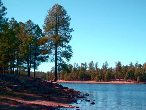 Woods Canyon Lake, AZ