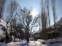 Zoshk's winter