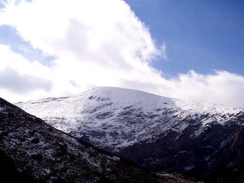 Malolaczniak Peak (2096 m)