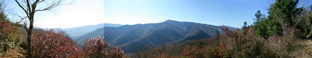 View from Camel Hump
