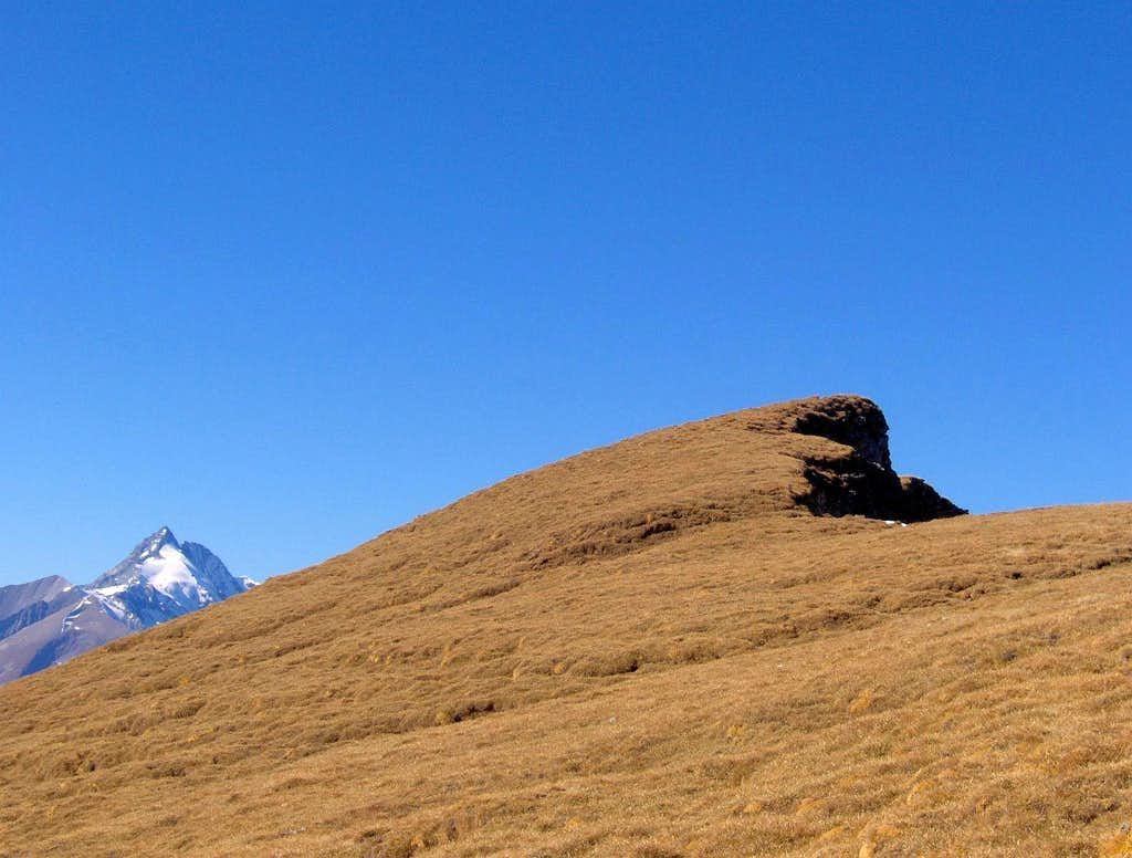 Hilmers Berg, 2.658m