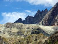 Mont Morion Range