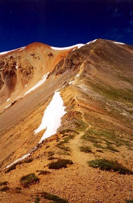 July 14, 1998 Ridge to the...