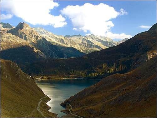Morasco lake