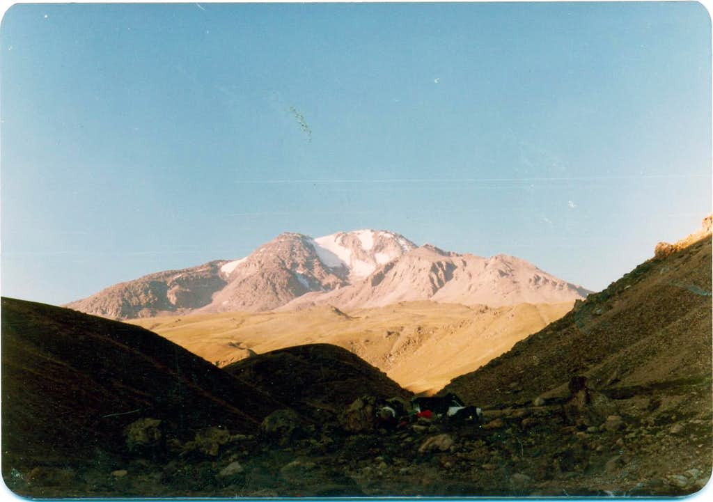 Sabalan 4811m (4830m)