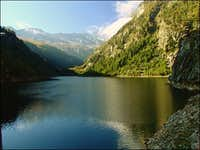 Campliccioli lake