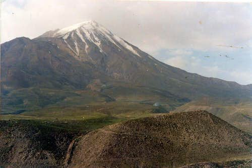 Damavand - The North Face