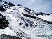 The Glacier of Invergnan