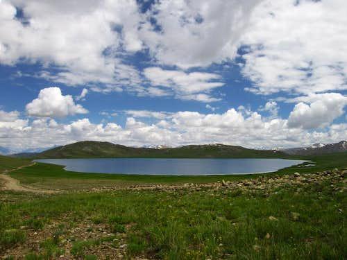Deosai Plains, Sosar Lake