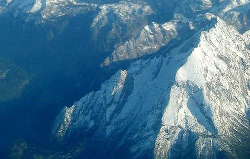 Watzmann seen from the...