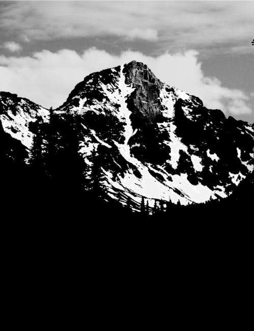 Whitetail Peak from the West...
