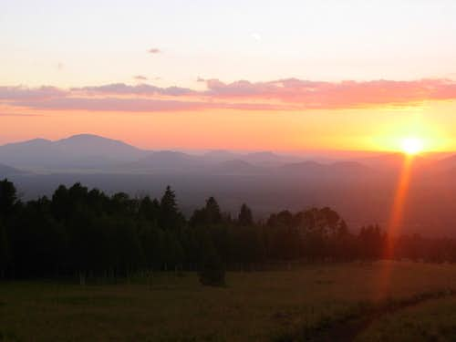 Flagstaff Area Summits