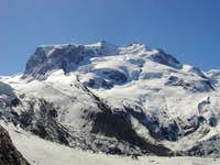 Dufourspitze 4634m (Monte Rosa range)