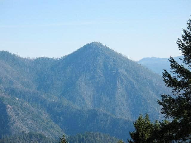 Bald  Mountain (Oregon)