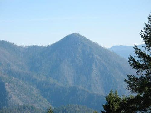 Bald  Mountain (Oregon)
