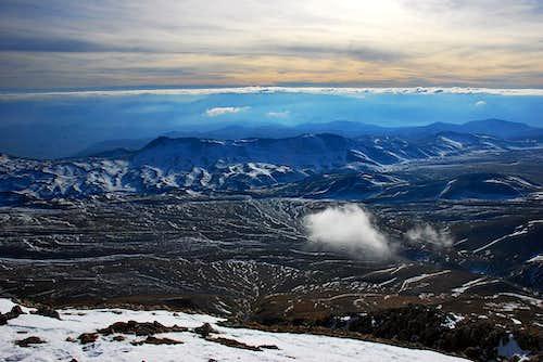 Campo Imperatore and Monte Bolza