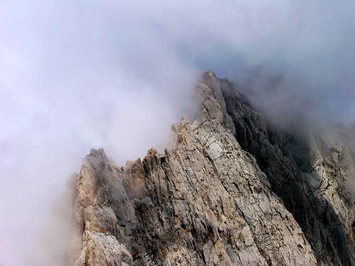 Corno Piccolo south ridge