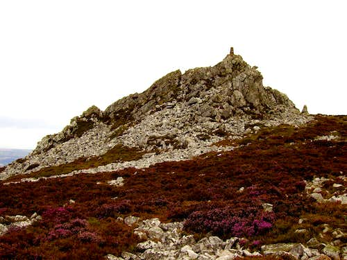 Stiperstones Ridge